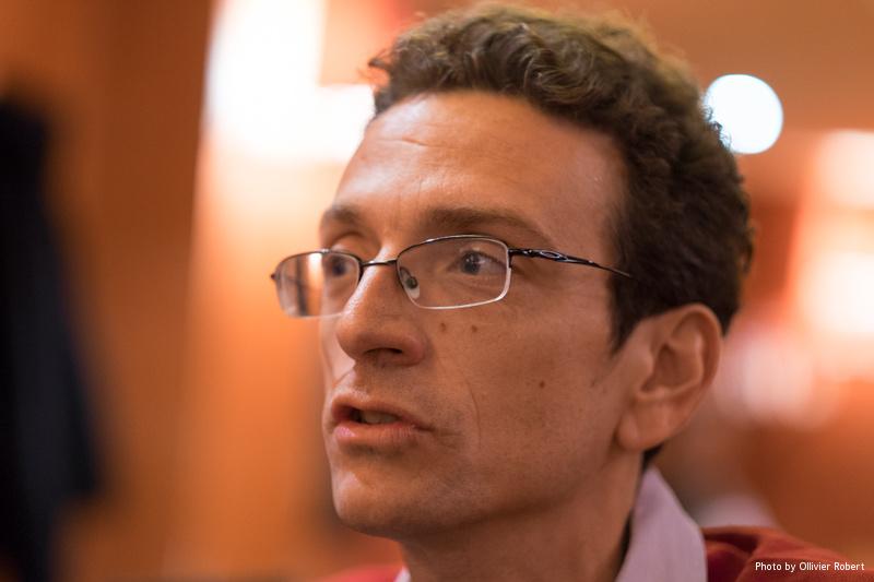 Eric Jurado du CNES