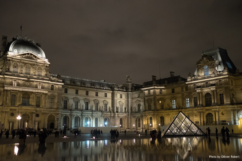 Esplanade du Louvre