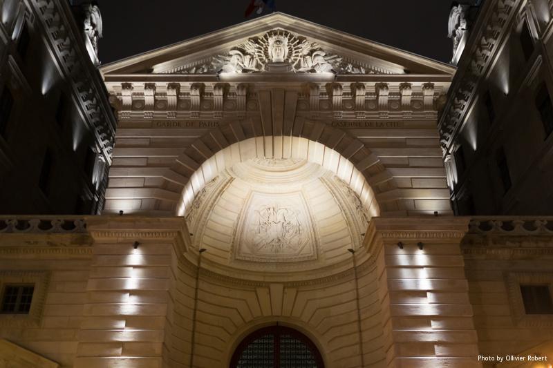 Caserne de la Cité