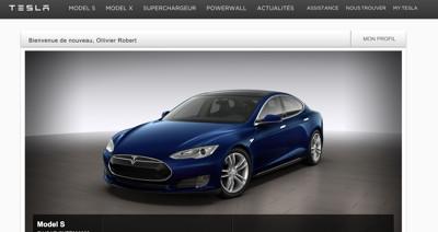 Site Tesla